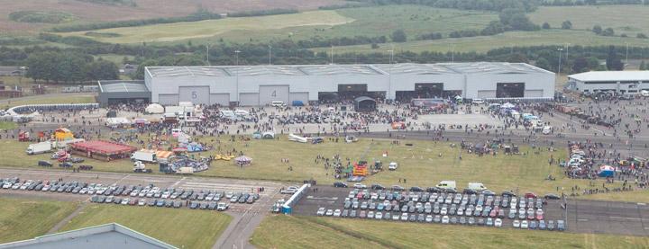RAF Northolt pick up and drop off service